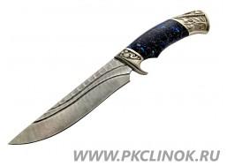 Авторский нож КОСМИЧЕСКИЙ-2