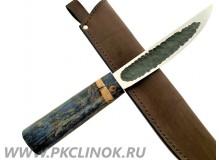 Якутский нож. БИВЕНЬ МАМОНТА!